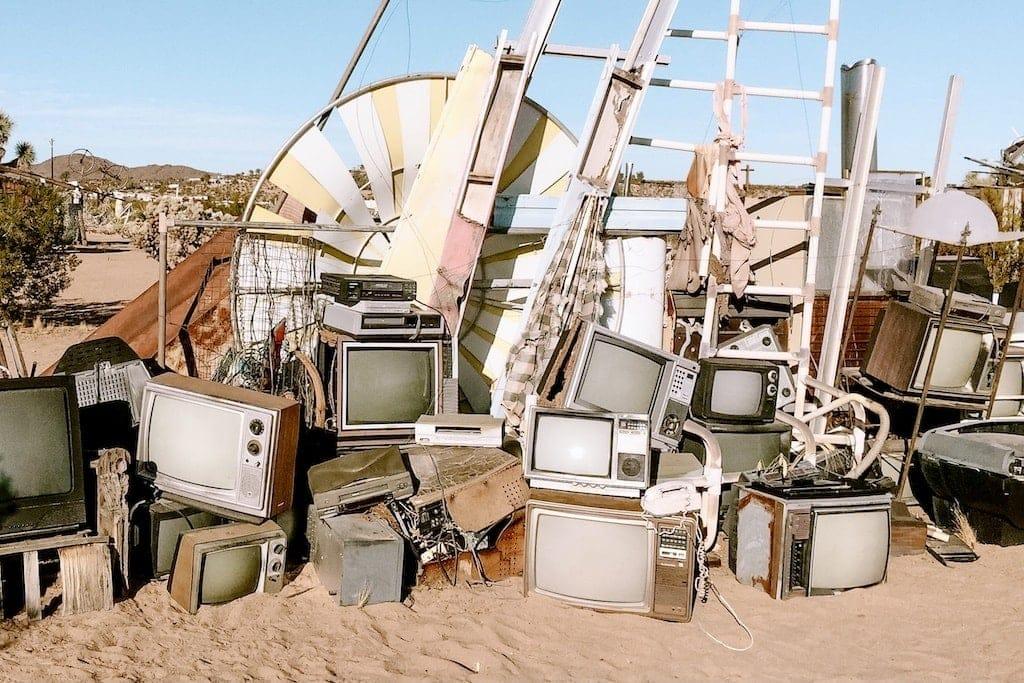 Weird Things to Do in the Desert: Noah Purifoy's Desert Art Museum