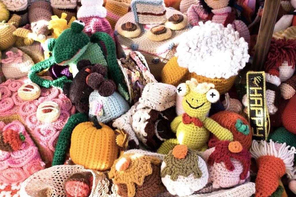 Weird Things to Do in Joshua Tree: World Famous Crochet Museum