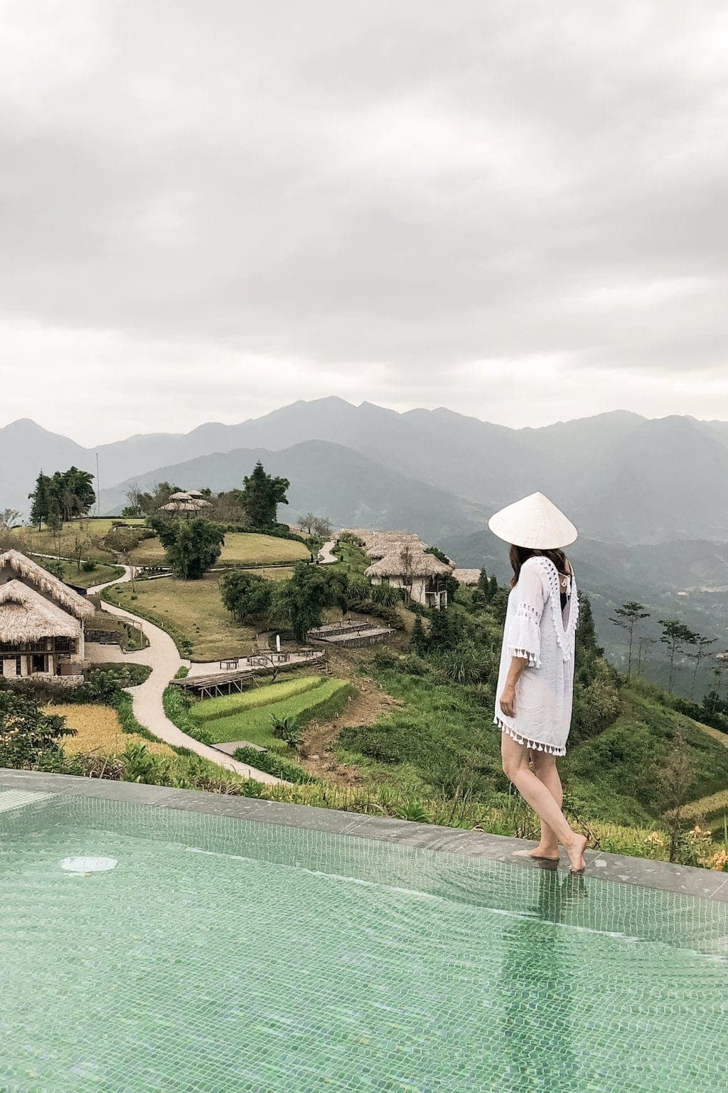 Topas Ecolodge in Sapa, Vietnam