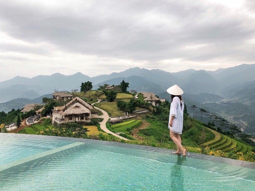 instagrammable spots vietnam sapa